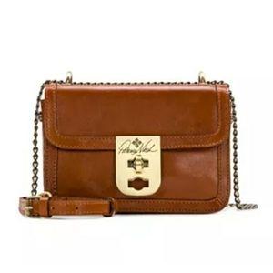 Patricia Nash Roanne Leather Crossbody Bag